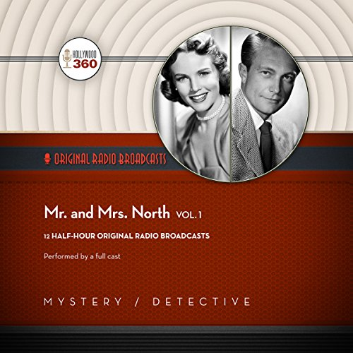 Mr. & Mrs. North, Vol. 1 audiobook cover art