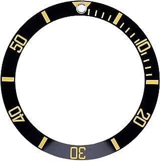 Gind Accessoires de Montre Boucle d'insertion, Lunette de Montre, pour Remplacement de Montre Boucle de Montre-Bracelet Re...