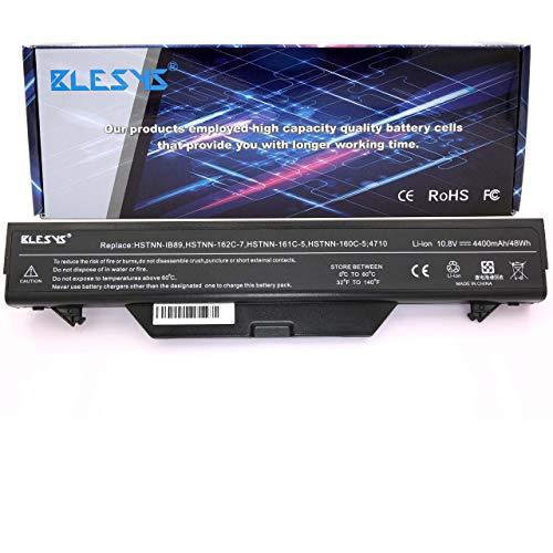 BLESYS HSTNN-IB88 HSTNN-OB89 ZZ06 ZZ08 Batería para portátil HP Probook 4510s 4710s 4515s 4720s Serie 10.8V 4400mAh 47Wh
