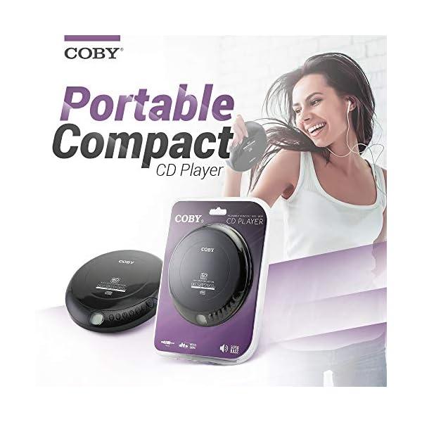 Portable Compact CD Music Player 5