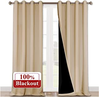bedroom curtains that block light