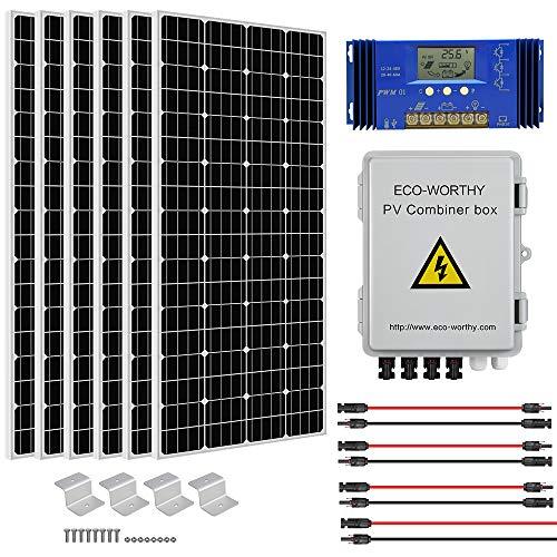 1000 watts solar panel - 1