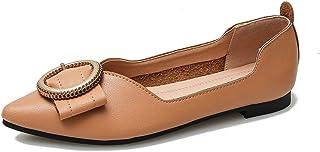 Amazon.es: 34 Bailarinas Zapatos planos: Zapatos y
