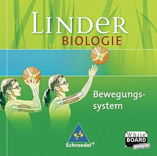 LINDER Biologie SI: Bewegungssystem: Einzelplatzlizenz: Lernsoftware / Einzelplatzlizenz (LINDER Biologie SI: Lernsoftware)