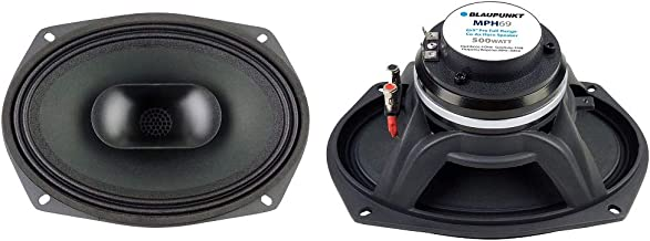 """$110 » Sponsored Ad - Blaupunkt MPH69 6"""" x 9"""" Car Pro Full Range Coaxial Horn Speaker Waterproof Paper Cone with Cloth Surround 5..."""
