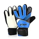 skid-resistant goma finger-save niño portero Keeper de portero guantes dedos guantes de protección formación Gear
