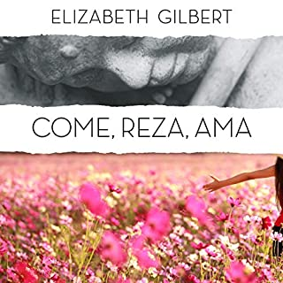 Come, reza, ama [Eat, Pray, Love] audiobook cover art