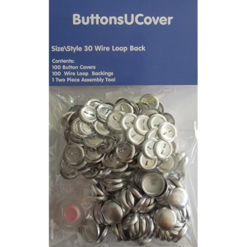 Fabric Buttons: Amazon com