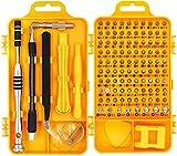 FOXPIG 110 en 1 Destornilladores de precisión Driver Kit magnético, Reparación Profesional Kit de Herramientas for el teléfono X, 8, 7 Abajo/teléfono/Ordenador/Tablet/Xbox/Playstation/electrónica
