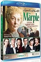Agatha Christie's Miss Marple Adaptations: Season 3 (Marple: Towards Zero / Marple: Nemesis / Marple: At Bertram's Hotel / Marple: Ordeal by Innocence) [Blu-ray]