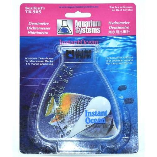 Aquarium Systems Instant Ocean Hydrometer