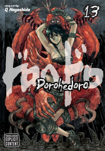 DOROHEDORO GN VOL 13