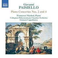 Paisiello: Piano Concertos #2 & 4 (2004-08-17)