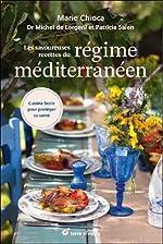 Les savoureuses recettes du régime méditerranéen de Michel de Lorgeril