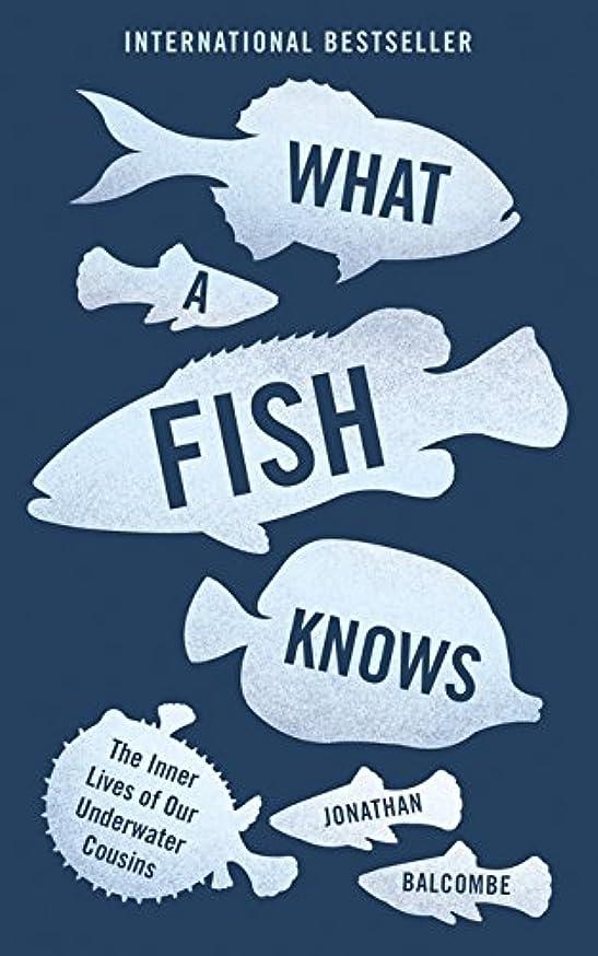 先駆者決してリスナーWhat a Fish Knows: The Inner Lives of Our Underwater Cousins