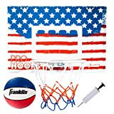 Franklin Sports Over The Door Mini Basketball Hoop, Accessories Included