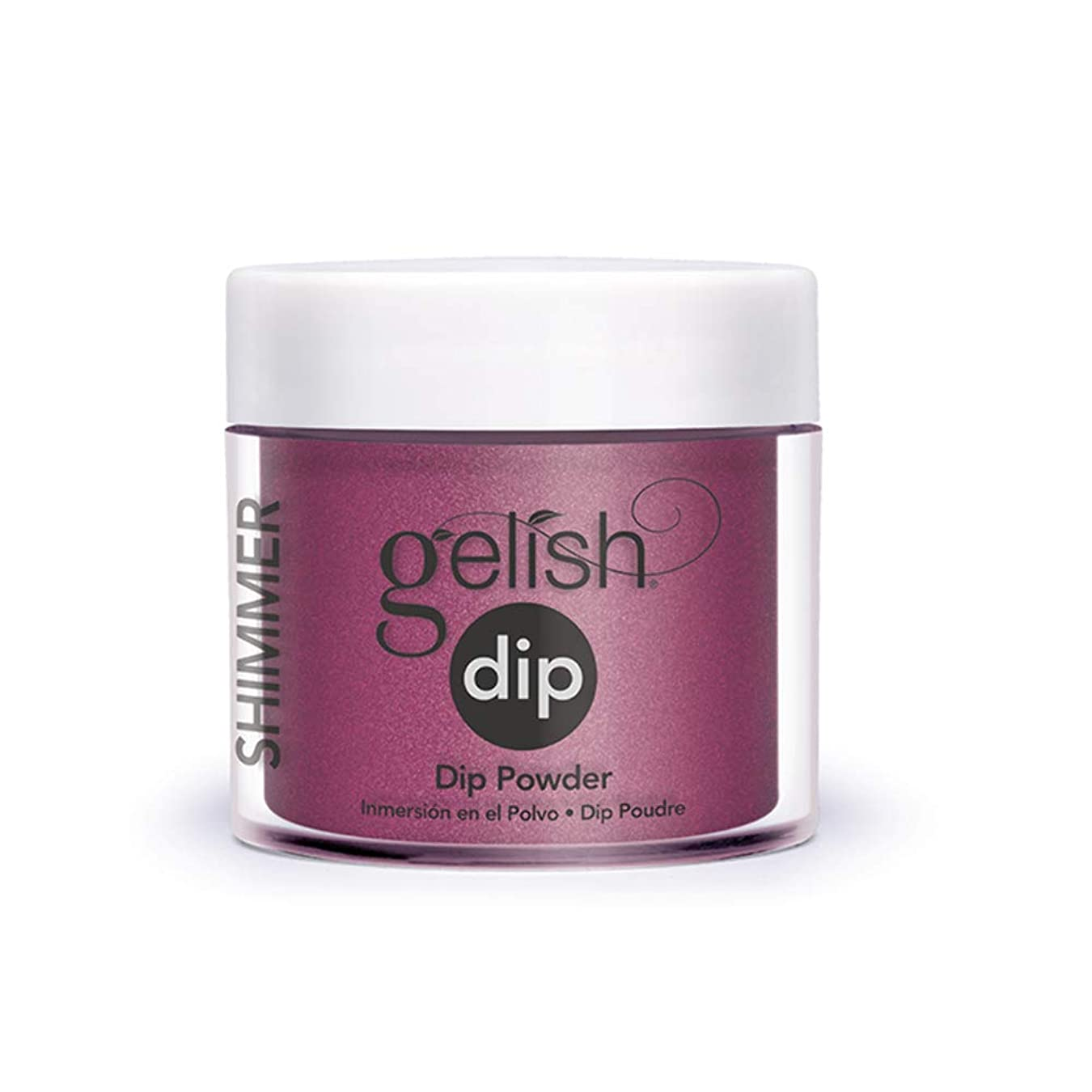 改善第四特許Harmony Gelish - Acrylic Dip Powder - I'm So Hot - 23g / 0.8oz