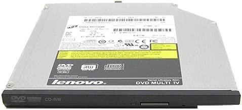 Lenovo ThinkPad Ultrabay Slim 9.5mm DVD Burner III (0A65626/43N3229/43N3214) for T400, T400s, T410, T410i, T410s, T410si, T420, T420s, T430, T430s, T500, W500, R400, R500; X200, X201, X200s, X201s