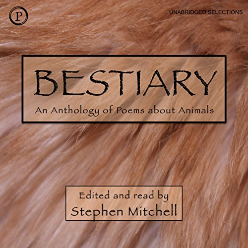Bestiary audiobook cover art