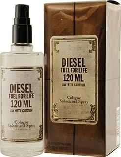 Diesel Fuel For Life By Diesel For Men Edt Spray 4 Oz