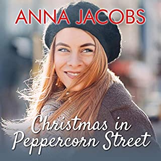 Christmas in Peppercorn Street cover art