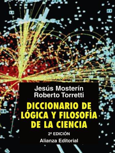 Diccionario de Lógica y Filosofía de la Ciencia (Alianza Diccionarios (Ad))