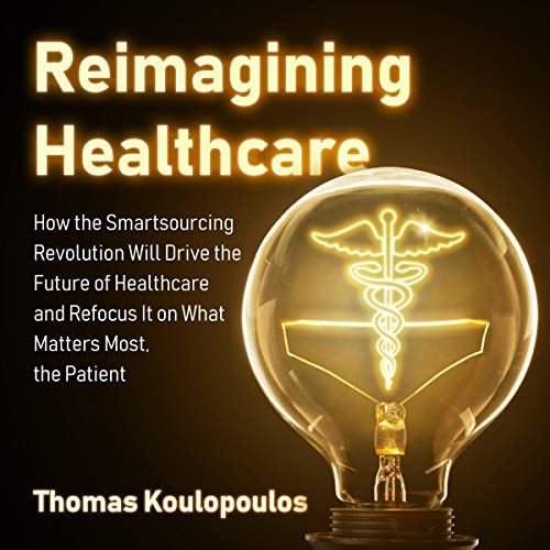 Reimagining Healthcare cover art