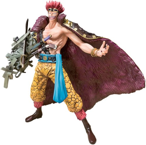 One Piece Figuarts Zero Figurine / Statue: Eustass Kidd 16 cm