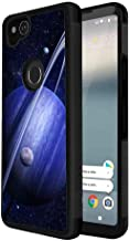 Saturn Cosmic Space Cell Phone Case Fit for Google Pixel 2 5in