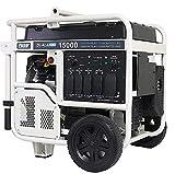 Pulsar PG15KVTWB 15,000W Dual Fuel Portable Generator
