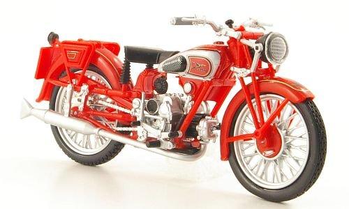 Moto Guzzi Airone 250, rot, Modellauto, Fertigmodell, MCW-SC46 1:24