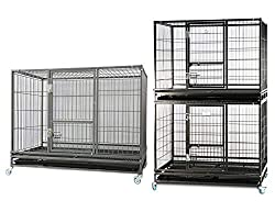escape proof dog kennel