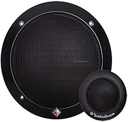 Rockford Fosgate Prime R16 S 160 Watt 6 2 Way Car Audio Component Speakers R16S product image
