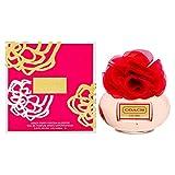 Coach Poppy Freesia Blossom Eau De Parfum Spray 3.4 Oz. / 100 Ml for Women