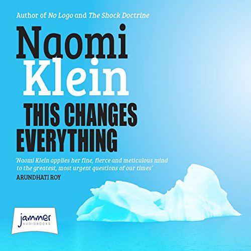 This Changes Everything audiobook cover art