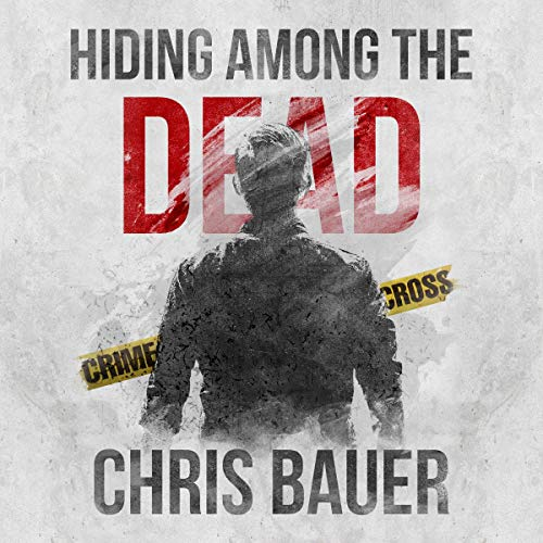 Hiding Among the Dead audiobook cover art