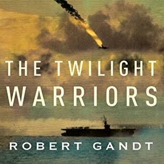 The Twilight Warriors audiobook cover art