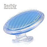 Bestidy Cepillo exfoliante para evitar los pelos encarnados en el cuello o en las...
