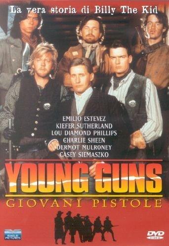 Young Guns - Giovani Pistole [Italia] [DVD]