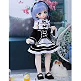 MZBZYU 1/4 SD Doll 39cm 15.35'' Ball Jointed BJD Dolls Full Set Toy SD Surprise Gift Doll