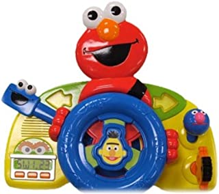 Fisher-Price Sesame Street Giggle 'n Go Driver - Elmo (Discontinued)