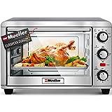 Mueller AeroHeat Convection Air Fryer Toaster Oven, 8...