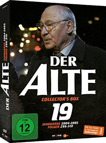 Der Alte - Collector's Box Vol.19, Folge 296-310 (5 DVDs)
