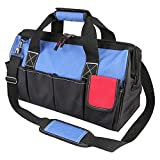 Tahoe Trails 18' Wide Mouth Tool Bag and Organizer for Home,...