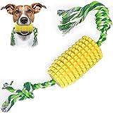HORYDIA Juguetes para Perros Indestructible et Resistentes a la Mordedura Juguetes para Masticar Perros de Goma Natural Juguete para Limpieza Interactivos de Dientes de Perro.