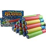 KT Lot de 20Pistolet à Eau en Mousse Hydro Storm Blaster Pompe à Shooter