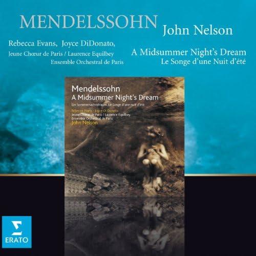 John Nelson/Ensemble Orchestral de Paris/Rebecca Evans/Joyce DiDonato/Le Jeune Choeur de Paris/Laurence Equilbey