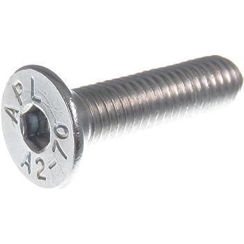 100 BULLONI esagonali DIN 933-m5x20//M 5 x 20-v2a in acciaio inox Niro-NUOVO