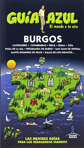 BURGOS: Guía Azul Burgos