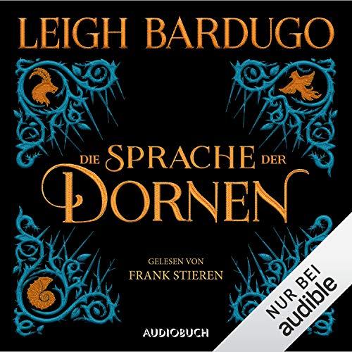Die Sprache der Dornen cover art